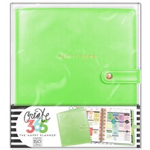 Create 365™ The Happy Planner™ Classic Deluxe Cover, Spring Green, medium