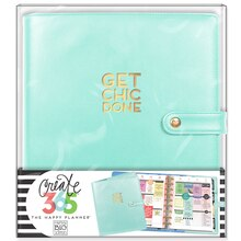 Create 365 The Happy Planner Classic Deluxe Cover, Mint