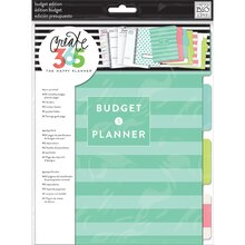 Create 365 The Classic Happy Planner Budget Edition Extension Pack