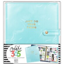 Create 365™ The Happy Planner™ Big Deluxe Cover, Limpet Blue, medium