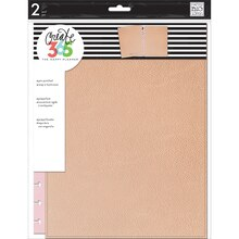 Create 365 The Big Happy Planner Snap-In Hard Cover, Rose Gold