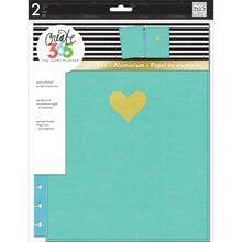 Create 365 The Big Happy Planner Snap-In Hard Cover, Turquoise