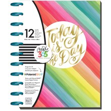 Create 365 The Big Happy Planner, Kaleidoscope Stripes