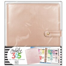 Create 365™ The Happy Planner™ Classic Deluxe Cover, Rose Gold, medium