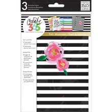 Create 365 The Mini Happy Planner Decorative Covers, Painterly