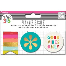 Create 365 The Happy Planner Magnetic Page Clips, Bright Hearts