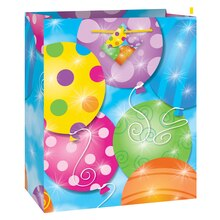 Medium Twinkle Balloons Gift Bag