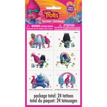 Trolls Tattoos, 24ct
