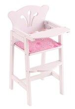 KidKraft Lil' Doll High Chair, medium