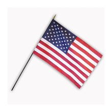 Empire Brand U.S. Classroom Flag, 4 Count