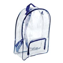 Clear Backpack, 2 Count