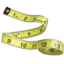 Tape Measures, 3 Sets of 10