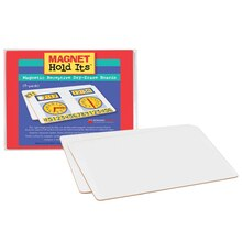 Magnetic Dry-Erase Boards, Set of 5