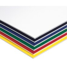 Fome-Cor Foam Board, Assorted Colors
