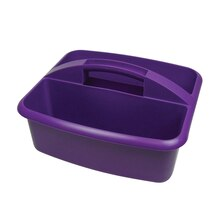 Large Purple Utility Caddy, 3 Count