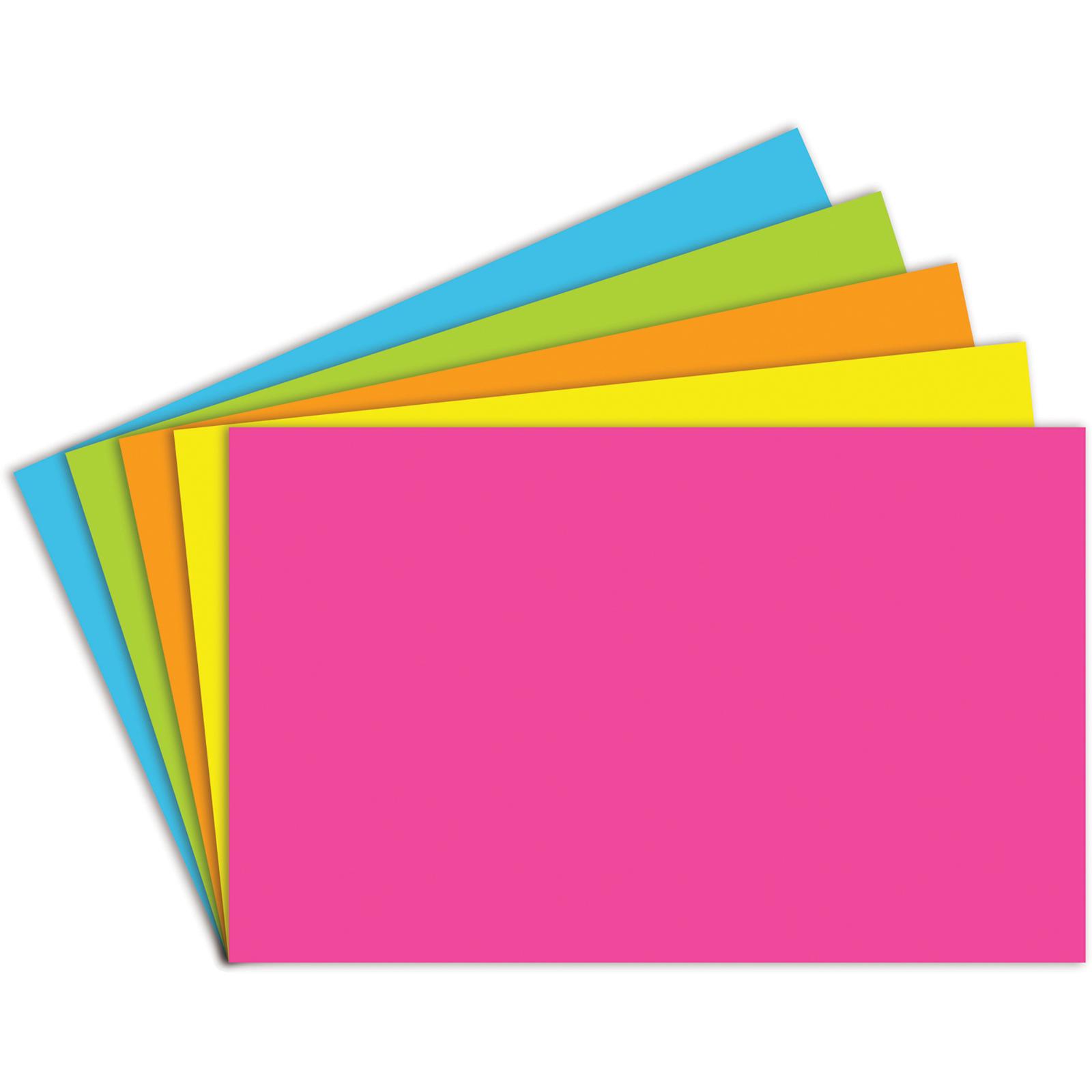5 x 6 index cards