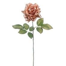 """25.5"""" Metallic Rose Stem"""