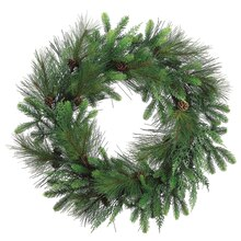 "28"" Pine Wreath, medium"