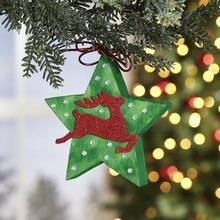 Star Ornament, medium