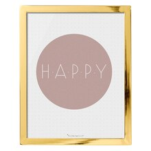 Bloomingville 'Happy' Wall Decor Accent