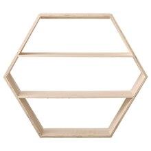 Bloomingville Hexagonal Shelf