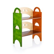 Guidecraft See & Store Stacking Bookshelf