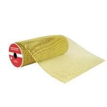 "Premium Gold Extra Wide Mesh Ribbon By Celebrate It, 5.5"" x 6yd."