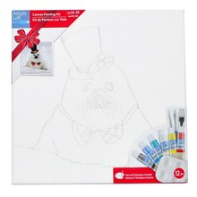 Seal Canvas Painting Kit By Artist's Loft