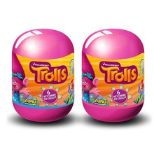 DreamWorks Trolls Blind Pack Capsules, Assorted