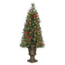 Entryway 4 ft. Glenwood Christmas Tree by Celebrate It