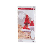 Santa's Belt Christmas Decor Kit By Recollections