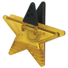 Star Magnet Clip, 12 Count