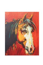 Diane Whitehead Gallery Horse Canvas Wall Decor Accent