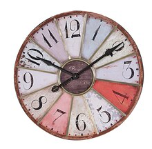 Collected Notions Round Wall Clock