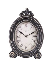 Collected Notions Mantel Clock with Feet