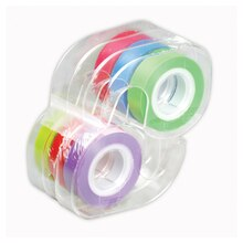 Removable Highlighter Tape, Pack of 6