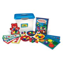 Three Bear Family Sort, Pattern and Play Activity Set