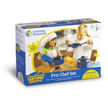 Pretend and Play Pro Chef Set In Box