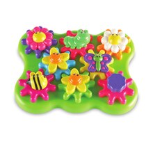 Learning Essential Flower Garden Build and Spin