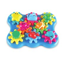 Learning Essentials Ocean Wonders Build and Spin