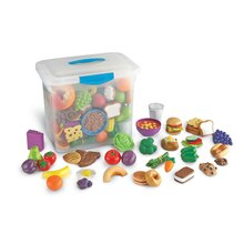 New Sprouts™ Classroom Play Food Set in Large Tote