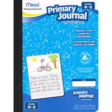 Primary Journal Creative Story Tablet,100 Pages