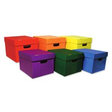Classroom Keepers Storage Tote, Set of 6