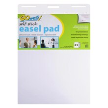 "GoWrite Self-Stick Easel Pad, 20"" x 23"""