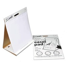 GoWrite! Self-Stick Table Top Easel Pad
