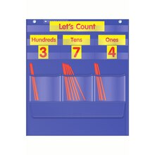 Counting Caddie and Place Value Pocket Chart