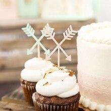 Boho Cupcake Toppers, medium