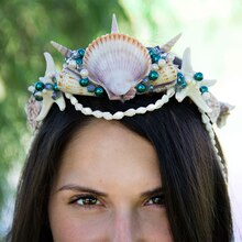Mermaid Crown, medium