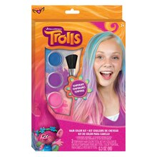 Fashion Angels Trolls Mini Hair Color Kit