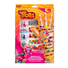 Fashion Angels Trolls Mini Charm Bracelet Kit